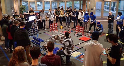 BC FTC League One Event
